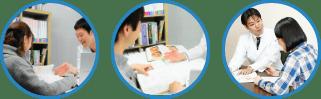 現役の研究医・臨床医による 一対一の個別指導